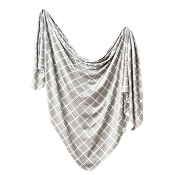 Knit Swaddle Blanket - Midway
