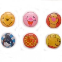 6pcs different Animals Faces Home Button Stickers for iPad ipod iphone