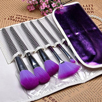 16 PCS Makeup Brush Set + Purple Pouch Bag H4450 = 1705988868
