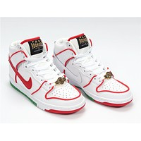 Paul Rodriguez x Nike SB Dunk High CT6680-100 Mexican boxer Size 36-45