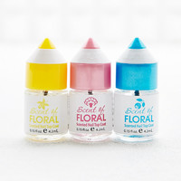 Floral Scented Nail Polish Set - Urban Outfitters