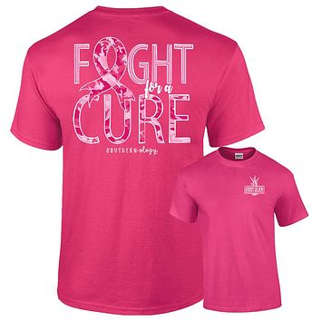 Southernology Fight for a Cure Camo Cancer Classic T-Shirt