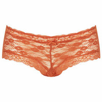 Low Rise Ladypants - Burnt Orange