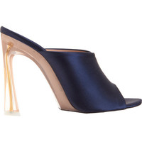 Nina Ricci Satin Slide at Barneys.com