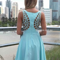 LITTLE BLUEBIRD DRESS , DRESSES,,Minis Australia, Queensland, Brisbane