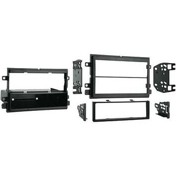 Metra 99-5807 Single- or Double-DIN Multi Kit for 2004 through 2010 Ford/Lincoln/Mercury