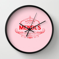 Mendl's Patisserie Wall Clock