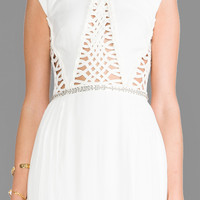 Sass & Bide The Intuitive One Dress in Ivory