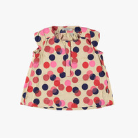 Imps and Elfs Hello Red Girls Printed Dress - 1150070 - FINAL SALE