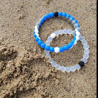 Fashion new rose pink new red  lokai bracelets 47 colors 4 sizes
