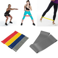 Resistance Loop Band Exercise Workout Strength Weight Fitness Yoga Sport 5 Level = 1932886532
