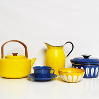 Catherineholm Lotus Pot with Handle