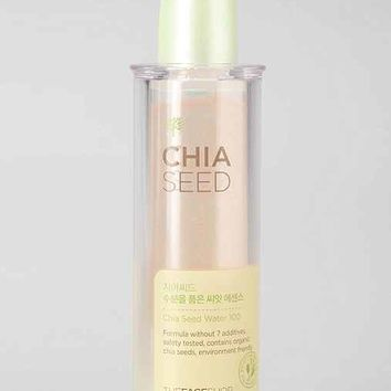 The Face Shop Chia Seed Moisture-Holding Seed Essence