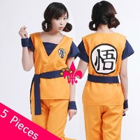 Dragon Ball Z womens costume