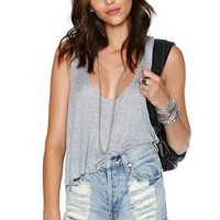 MinkPink Slasher Flick Cutoff Short