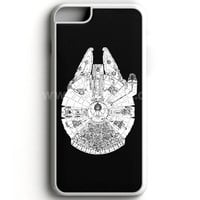 Millenium Falcon Star Wars iPhone 7 Case | aneend