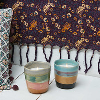 Coconut & Jasmine Terrain Candle - Urban Outfitters