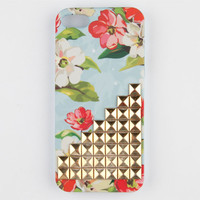 Floral Stud Iphone 5 Case Pastel One Size For Women 21223295201