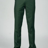 Groom Wedding Dress Straight Green Pants Party Prom Men Elastic Waist Business Formal Trousers Pantalones Verde Free Shipping