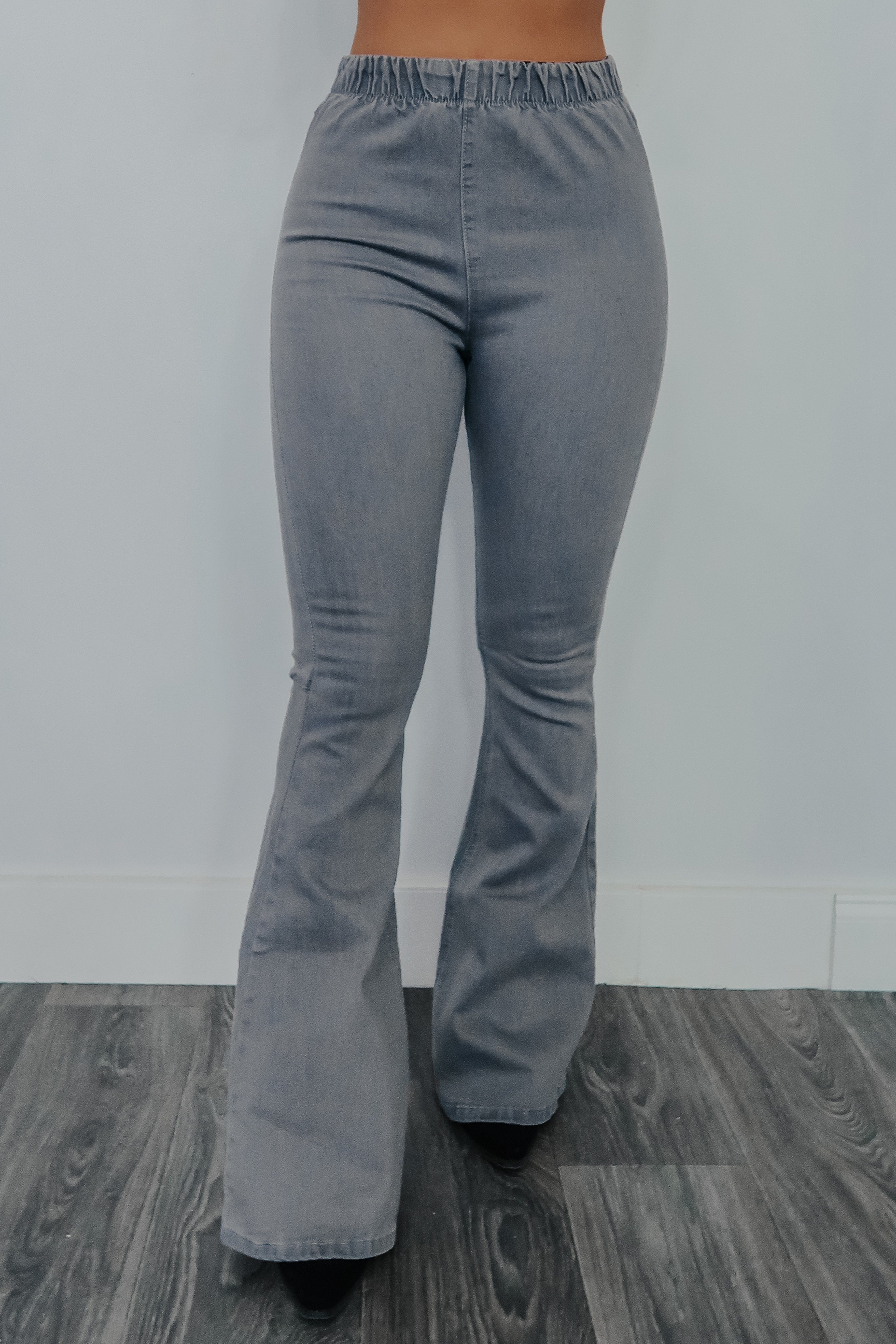 Image of There For You Pants: Grey