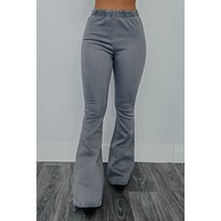 There For You Pants: Grey