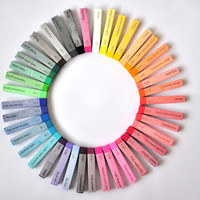 SALE Premium Hair Chalk - - Your Choice - Pick 6 Large Sticks