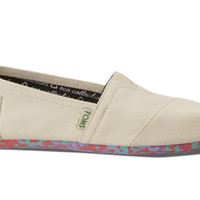 Natural and Coral Earthwise Women's Vegan Classics US