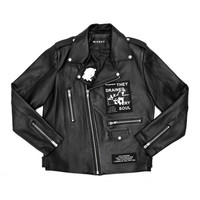 New Beginnings Biker Jacket