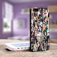 Niall Horan, One Direction Collage - iPhone 4, 5, 5S 5C, Samsung Galaxy S3,S3 mini, S4, S4 mini and iPod 4, 5 Case