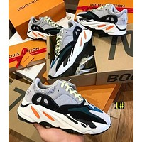 Onewel Adidas Yeezy 700 V2 Runner Boost Shoes Classic Sneakers 1#