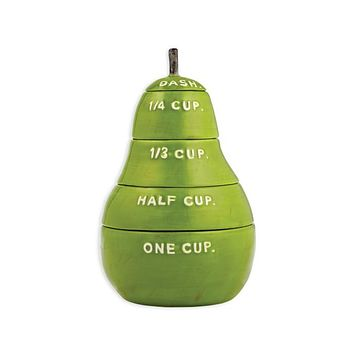 Rae Dunn Pear Measuring Cups