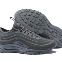 NIKE AIR MAX 97 UL '17 SE Gray Running shoes Size 40-46