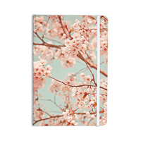 "Iris Lehnhardt ""Blossoms All Over"" Flowers Everything Notebook"