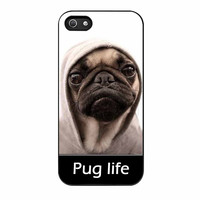 Pug Life Parody Fans Funny Hilarious iPhone 5s Case