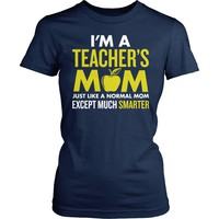 Teacher - Cooler Mom