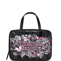 Graffiti Jetsetter Travel Case - Victoria's Secret