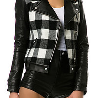 The Outlaw Jacket in Black