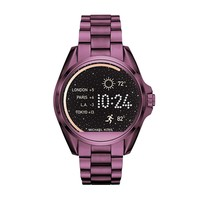 Michael Kors Bradshaw Touchscreen Ion Plated Smart Watch