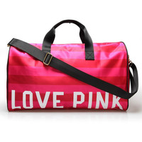 Love Pink Duffel Bag