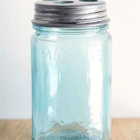 4040 Locust Mason Jar Toothbrush Holder