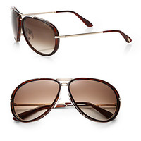 Cyrille 63mm Aviator Sunglasses