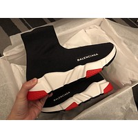 Balenciaga Boots Women Men Fashion Casual Socks Shoes Sneakers