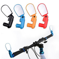 Hot Cycling bike bicycle mirror Universal Adjustable rear view mirror mountain bike handlebar Rearview Mirror bike accessories