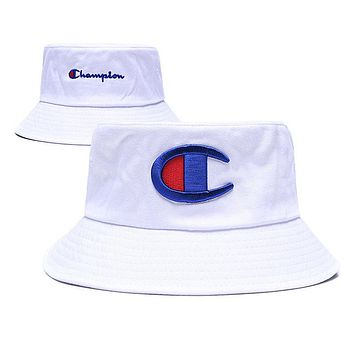 Champion Fashion Snapbacks Cap Women Men Sports Sun Hat Baseball Cap Fisherman's hat