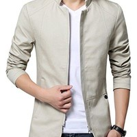 Lightweight Slim Fit Jacket