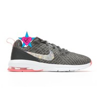 Rhinestone Nike Air Max Motion Low Print | 10.5-3 Running Shoes