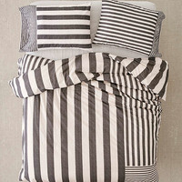 Stripe Mix Duvet Cover | Urban Outfitters