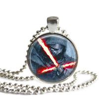 Kylo Ren Star Wars VII The Force Awakens Necklace