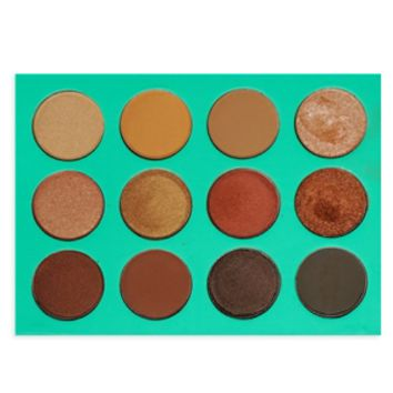 The Nubian 12pcs Eyeshadow Collection(Low Stock Alert)