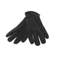 Isotoner Mens Waterproof Lined Winter Gloves